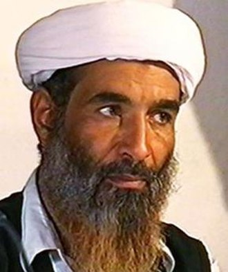Mohammed Atef - Mohammed Atef in Afghanistan, May 26, 1998