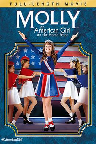 Molly: An American Girl on the Home Front - Image: Molly An American Girl on the Home Front