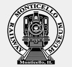 Monticello Railway Museum - Image: Monticello Railway Museum Herald