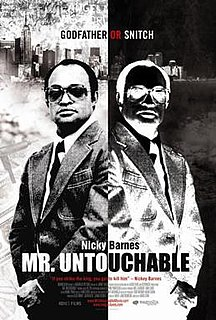 <i>Mr. Untouchable</i> 2007 film by Marc Levin