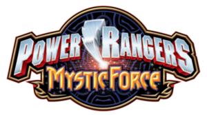 Power Rangers Mystic Force - Image: Mystic Force logo