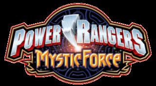 <i>Power Rangers Mystic Force</i>