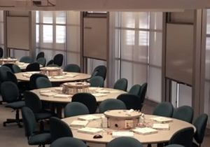 SCALE-UP - A 99-seat room at NCSU