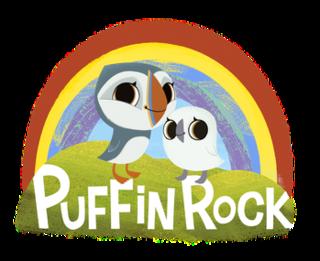 <i>Puffin Rock</i> Irish childrens television series