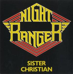 Sister Christian - Image: Night Ranger Sister Christian