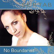 No Boundaries (Sertab album).jpg