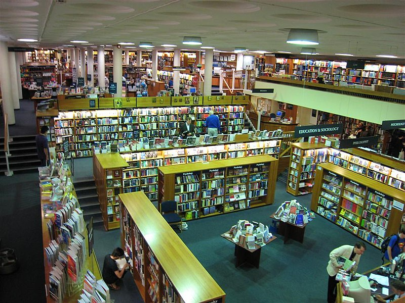 Norrington Room, Blackwell%27s Bookshop, Oxford.jpg