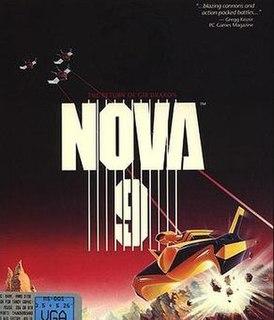 <i>Nova 9: The Return of Gir Draxon</i> 1991 video game