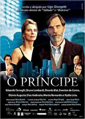 O Príncipe - Image: O Príncipe Film Poster