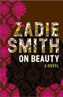 <i>On Beauty</i> 2005 novel by Zadie Smith