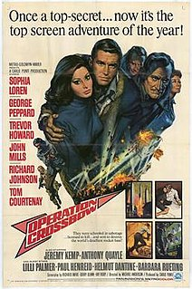 <i>Operation Crossbow</i> (film) 1965 film by Michael Anderson
