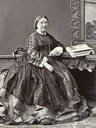 Priscilla Horton - Priscilla German Reed, mid-1860s
