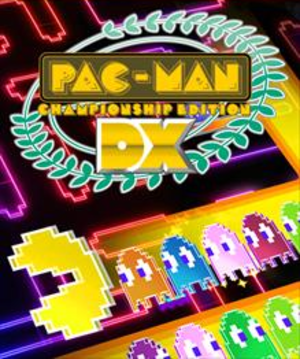 Pac-Man Championship Edition DX - Image: Pac Man CE DX cover