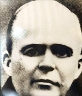 Paul Haas -  Paul Haas during his presidency