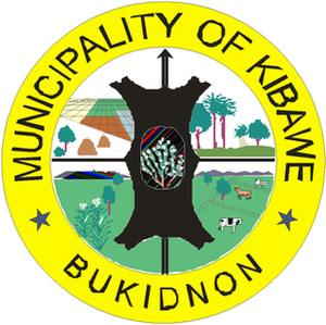 Kibawe, Bukidnon - Image: Ph seal bukidnon kibawe