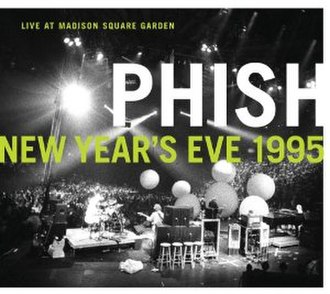 Phish: New Year's Eve 1995 – Live at Madison Square Garden - Image: Phishnye