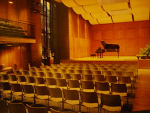 Longy School of Music of Bard College - Pickman Hall
