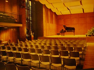 Longy School of Music of Bard College - Pickman Hall