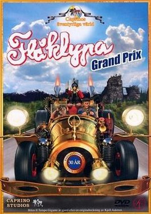 The Pinchcliffe Grand Prix - Image: Pinchcliffe Grand Prix