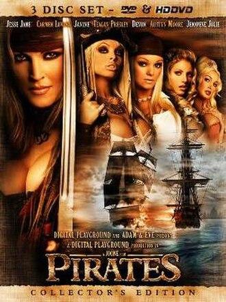 Pirates (2005 film) - DVD cover