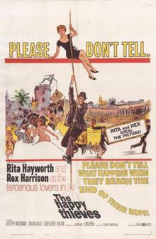 Poster of the movie The Happy Thieves.jpg