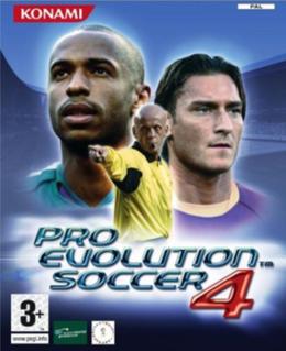<i>Pro Evolution Soccer 4</i> 2004 video game