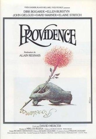 Providence (1977 film) - Image: Providence poster