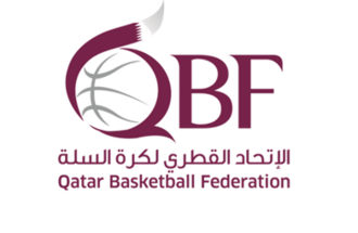 Qatar national basketball team - Image: Qatar Basketball Federation