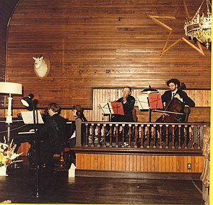 Greenwood Museum - Interior
