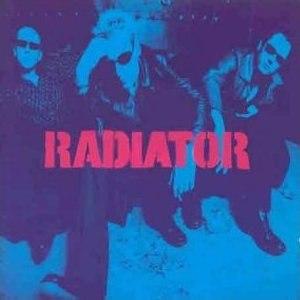 Radiator (band) - Radiator Album Cover