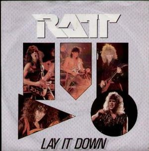 Lay It Down (Ratt song) - Image: Ratt Lay It Down