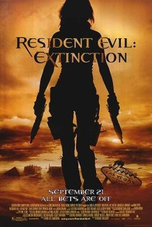 <i>Resident Evil: Extinction</i> 2007 film by Russell Mulcahy