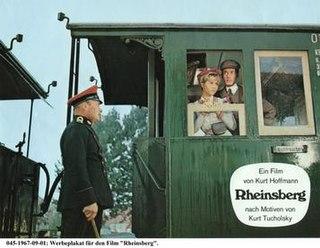 <i>Rheinsberg</i> (film) 1967 West German film by Kurt Hoffmann