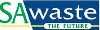 SA Waste Holdings - Image: SA Waste Logo