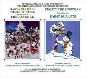 Santa Claus Is Comin' to Town (film) - CD cover
