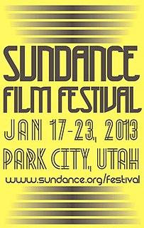 2013 Sundance Film Festival 2013 film festival edition