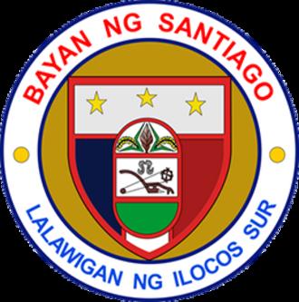 Santiago, Ilocos Sur - Image: Santiago Ilocos Sur