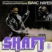 The soundtrack for the 1971 blaxploitation film Shaft remains Hayes' best-known work.
