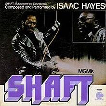 Isaac Hayes -  Shaft (Soundtrack)