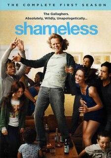 <i>Shameless</i> (season 1) season of the American television series