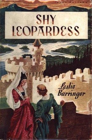 Shy Leopardess - First edition