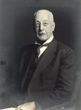 Richard Burn (Indologist) - Sir Richard Burn, as photographed by Walter Stoneman, 1940.