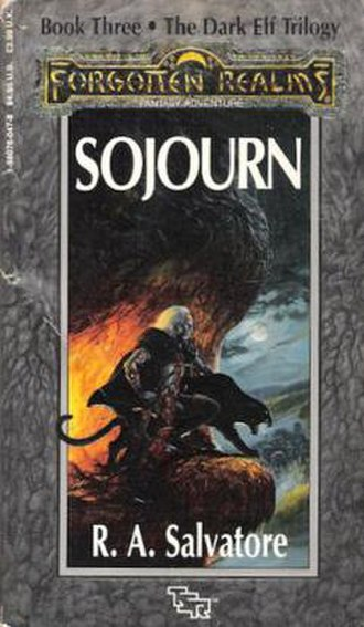 Sojourn (novel) - Cover of the first edition