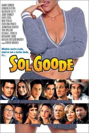 Sol Goode - Theatrical release poster