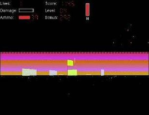 Spectre (video game) - Gameplay screenshot
