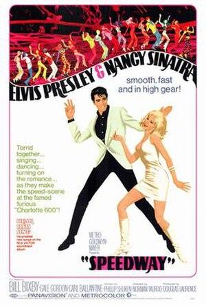 Speedway (1968 film) - Image: Speedway Elvis