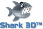 Spinor Shark 3D Logo.png
