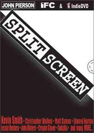 Split Screen (TV series) - Image: Split Screenposter