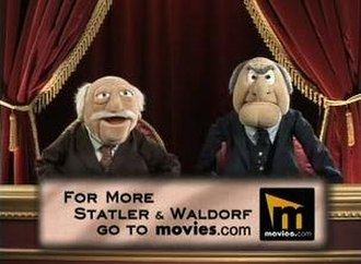 Statler and Waldorf: From the Balcony - Statler and Waldorf on Reel Classic Extra.