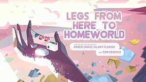 legs from here to homeworld air date
